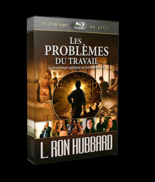 DVD LEs problème du travail la scientologie appliqué au monde du travail