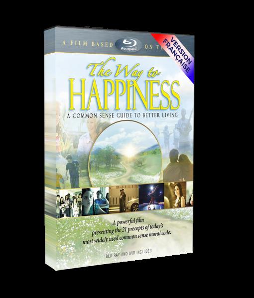 DVD u chemin du bonheur