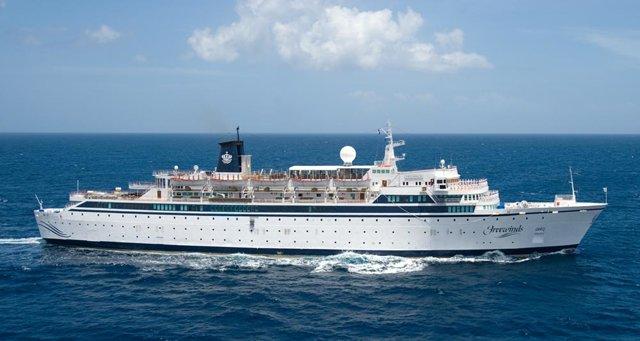 Organisation de service du bateau de Flag Freewinds Scientologie