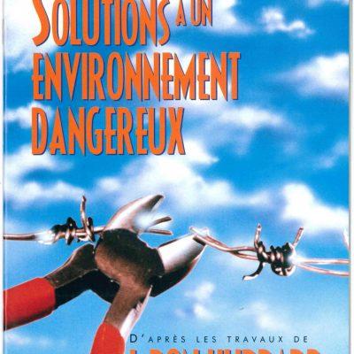 Livret sur les Solutions à en un environnement dangereux, tiré du manuel de Scientologie et des travaux de L. Ron Hubbard de 31 pages.